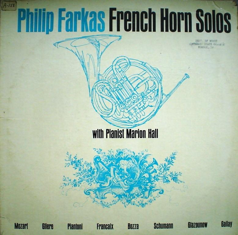 french horn dissertations